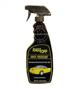 RaggTopp cabrio cleaner pvc